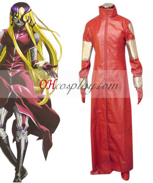 D Gray-man Jasdero Cosplay Traje