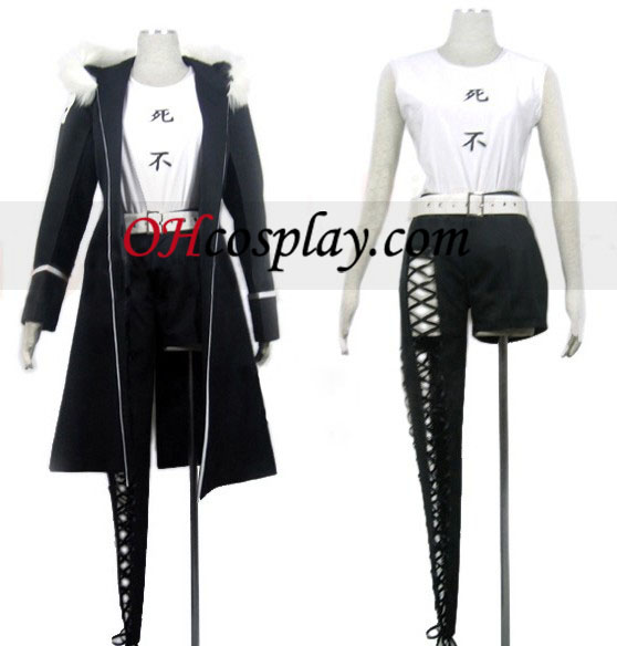 D Gray-Man Cosplay Traje Jasdero