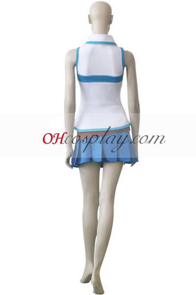 Fe Tail Lucy Heartfilia udklædning Kostume