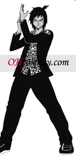 Sprookje Ren Akatsuki cosplay costume