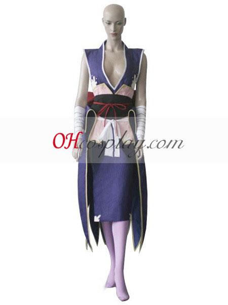 Приказка задни Elza Kimono борбата еднакво Cosplay костюм