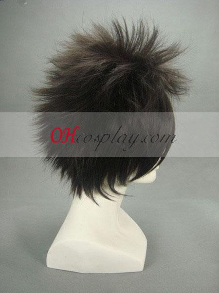 Fe Tail Gray · Fullbuster Black udklædning paryk