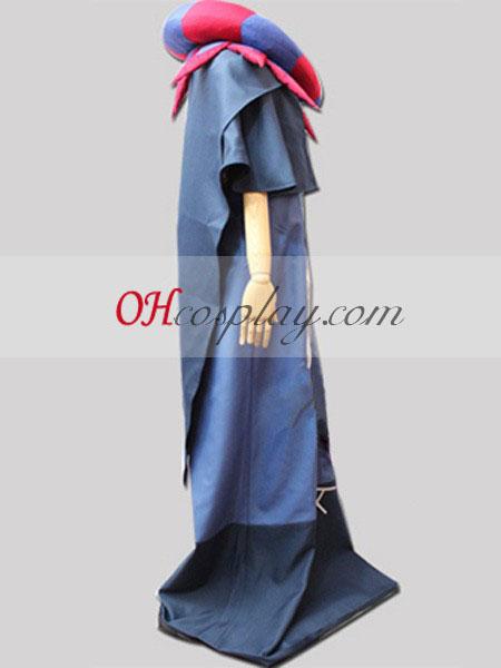 Fate Zero Servent Caster Gilles de Rais Cosplay costume