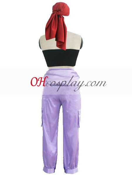 Fullmetal Alchemist Winry Rockbell Working Cosplay Costume
