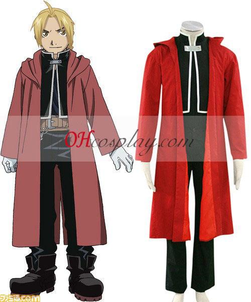 Fullmetal Alchemist Edward cosplay
