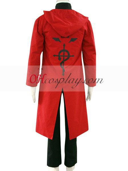 Fullmetal Alchemist Edward Cosplay Costume