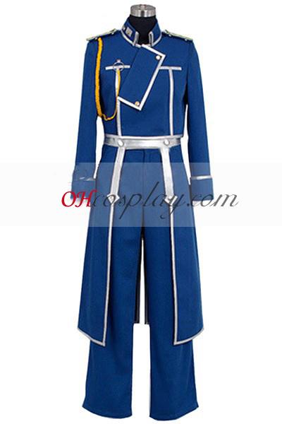 Fullmetal Alchemist Riza Hawkeye Military Cosplay Costume