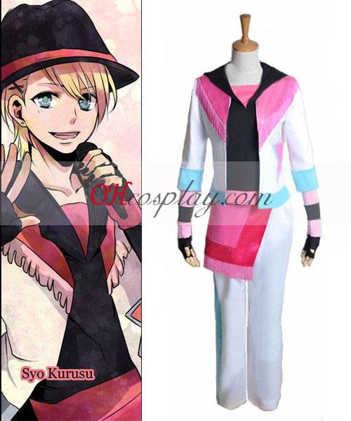 Компания Uta № принц-sama Syo Kurusu пеене Cosplay костюм