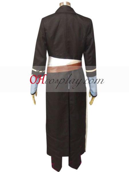 Hakuouki Shinsengumi Kitan Hijikata Toshizō Cosplay Costume