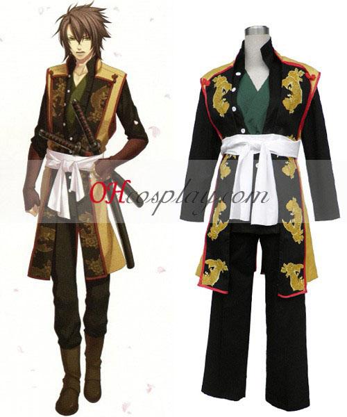 Hakuouki Shinsengumi Kitan Sōji Okita Κοστούμια Cosplay