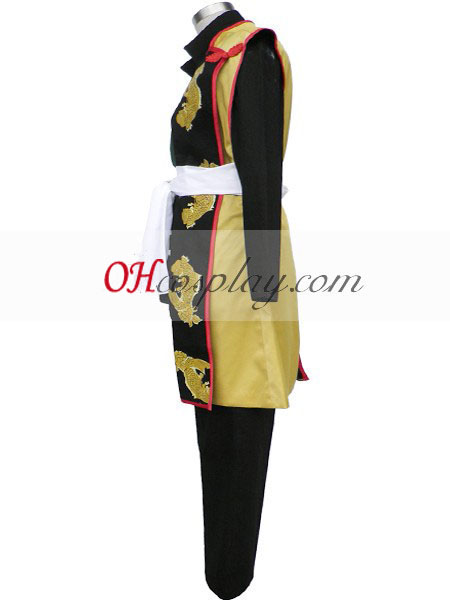 Hakuouki Shinsengumi Kitan Soji Okita udklædning Kostume