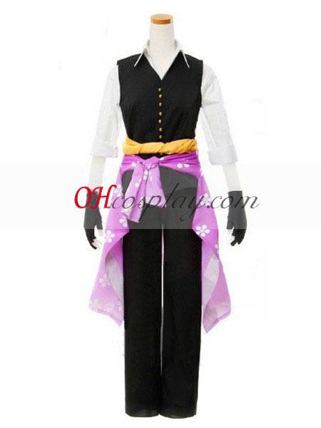 Hakuouki Shinsengumi Kitan Heisuke Todo Cosplay Costume