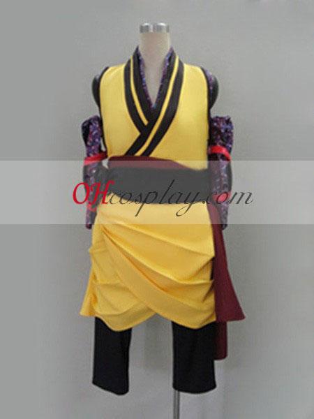 Hakuouki Heisuke Todo udklædning Kostume