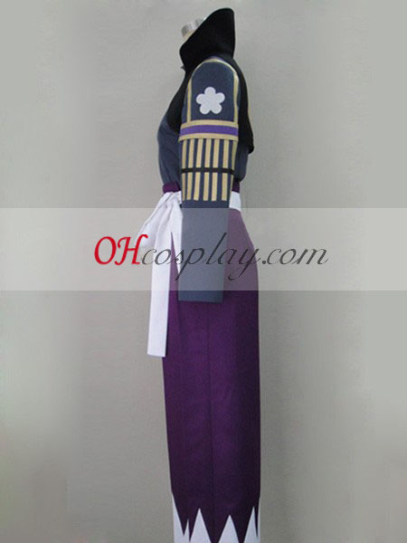 Hakuouki Hijikata Toshizō Fight Cosplay Costume
