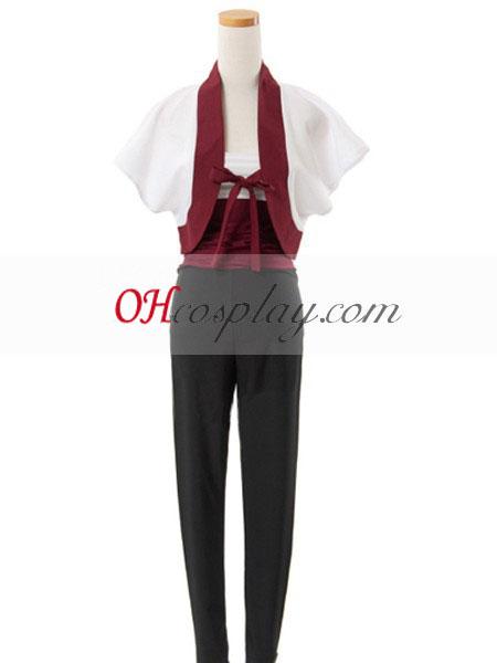 Hakuouki Sanosuke Harada Normal udklædning Kostume