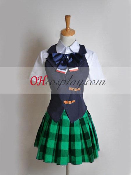 UTA ingen Prince-sama Nanami Haruka Summer Uniform udklædning Kostume