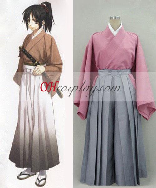 Hakuouki Yukimura Chizuru Kimono Κοστούμια Cosplay