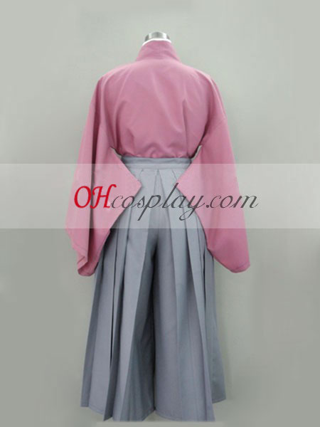 Hakuouki Yukimura Chizuru Kimono Cosplay Costume