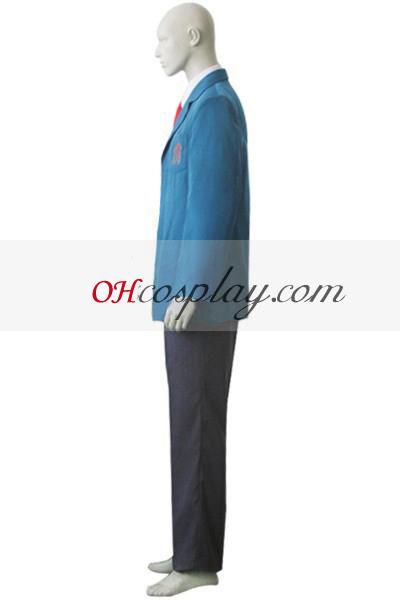 haruhi suzumiya kyon קוספליי תלבושות תלבושת אחידה של ילד