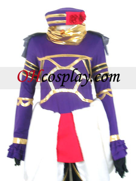 Проникване G. U. Endrance Cosplay костюм