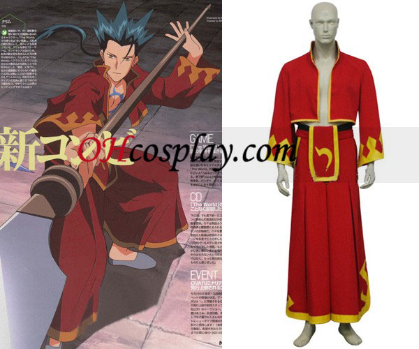 Hack Sign Krim Cosplay Costume