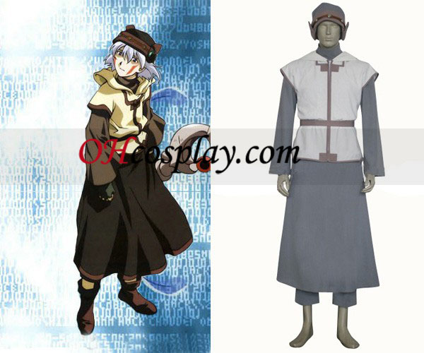 Hack Sign Tsukasa Cosplay Costume