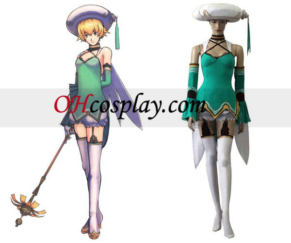 Hack G.U. Atoli Cosplay Costume