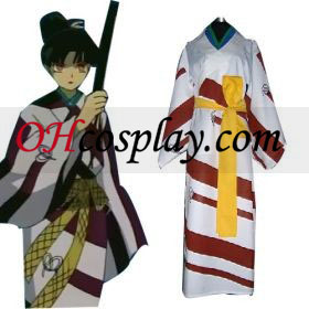 Inuyasha Cosplay Kostüme Kostüm Kagura