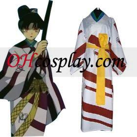 Inuyasha Kagura udklædning Kostume