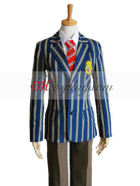 UTA ingen Prince-sama Saotome Mand skoleuniform udklædning Kostume