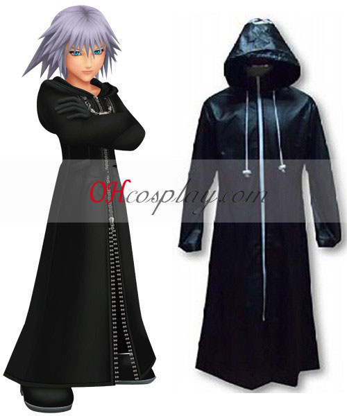 Kingdom Hearts 2 Organisation Xiii 13 Cosplay Costume