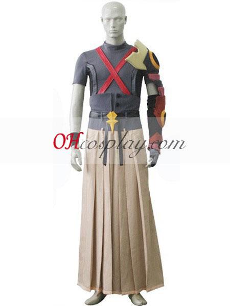 Kingdom Hearts Birth by Sleep Terra Cosplay Costume