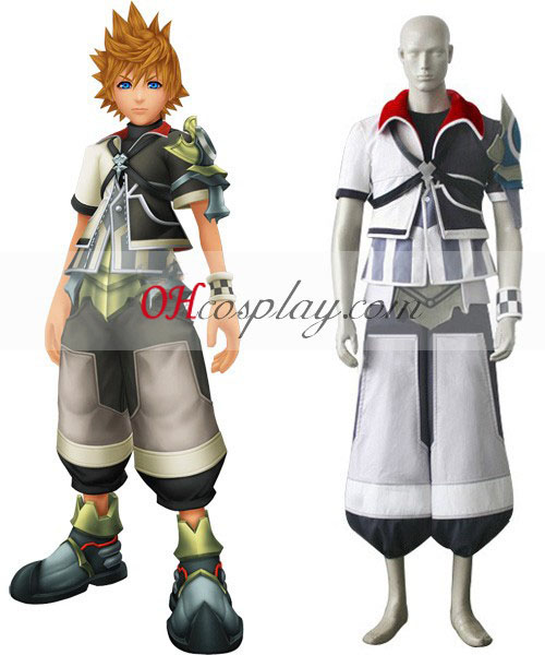 Kingdom Hearts Birth von Sleep Ventus Cosplay Kostüm