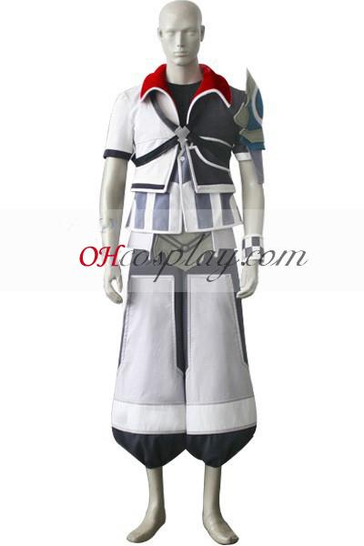 Kingdom Hearts Birth By Sleep Ventus Cosplay Costume