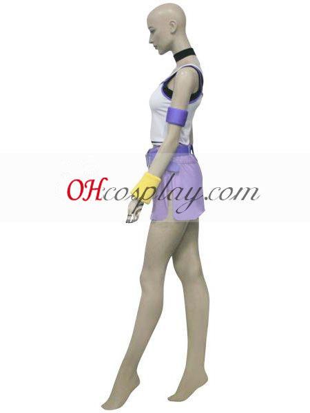 Kingdom Hearts 1 Kairi Cosplay Costume