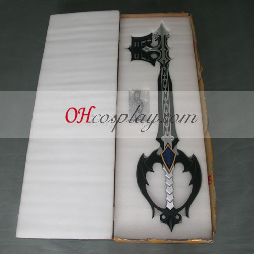 Kingdom Hearts Black Oblivion Cosplay Weapon