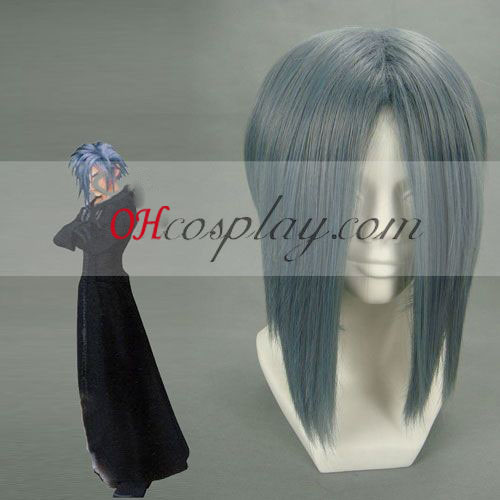 Kingdom Hearts Ienzo Gray Cosplay Wig