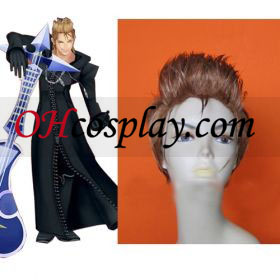 Kingdom Hearts II Organisation XIII Demyx Cosplay Wig