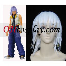 Kingdom Hearts Riku Cosplay peruca