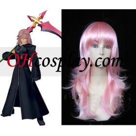 Кралство сърцата II организация XIII Marluxia Cosplay Wig