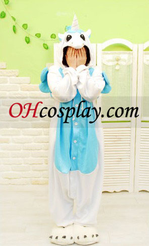 Unicorn Kigurumi Costume Pajamas