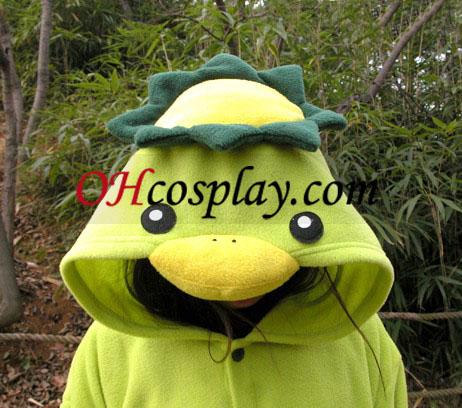 מבית \'אקה קאפה kigurumi תלבושות פיג\'מה