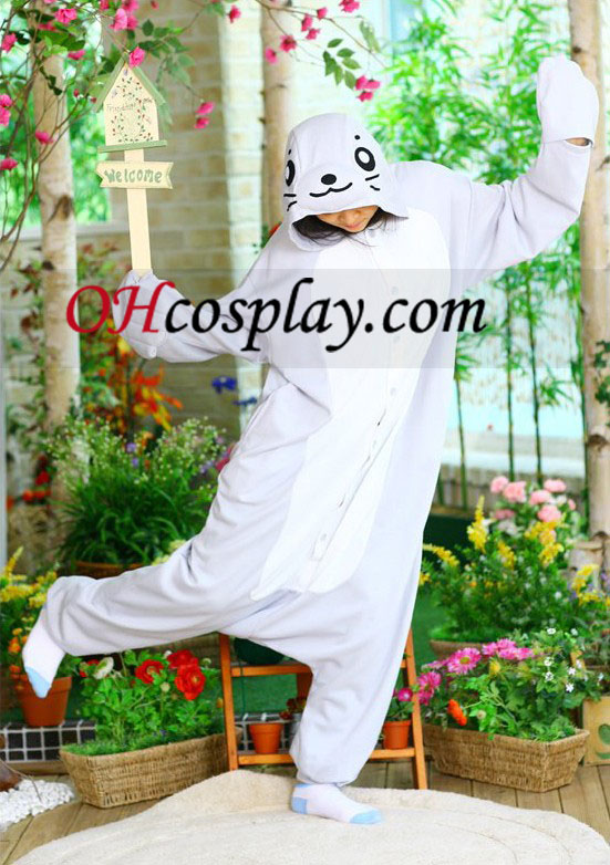 Sweat Seal Kigurumi Costume Pajamas