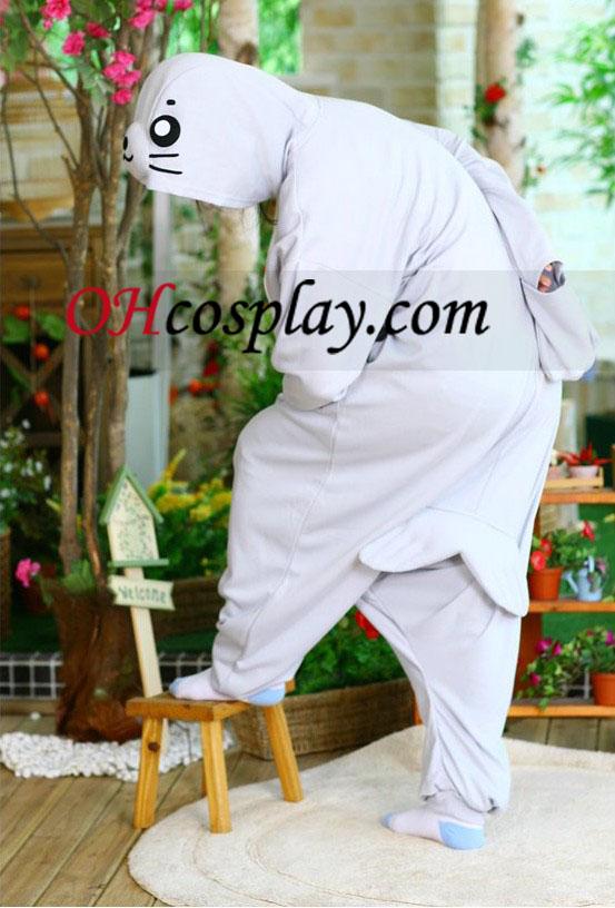 זיעה סיל kigurumi תלבושות פיג\'מה