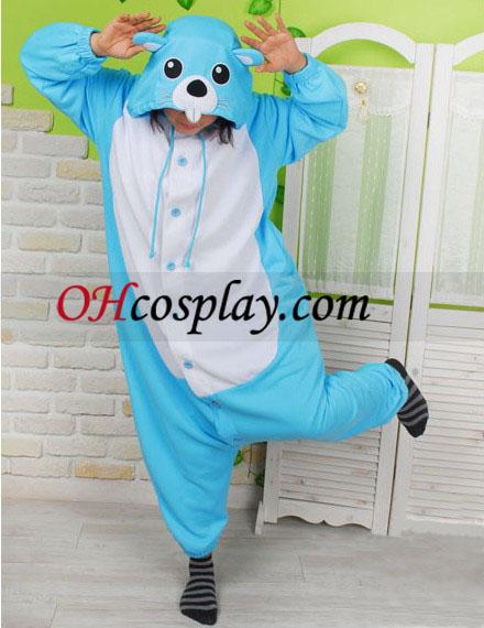 Sweet Biber Kigurumi Kostuum pyjama