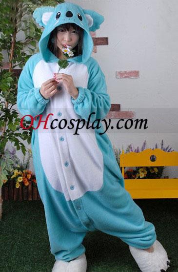 Kigurumi kroj pyžamy Koala