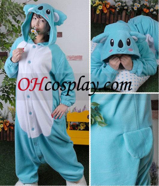 Koala Kigurumi костюм пижами