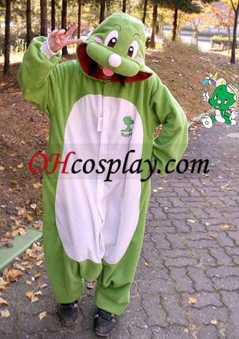 Dooly Kigurumi Costume Pajamas