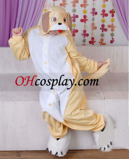 Sweet Dog Kigurumi Costume Pajamas