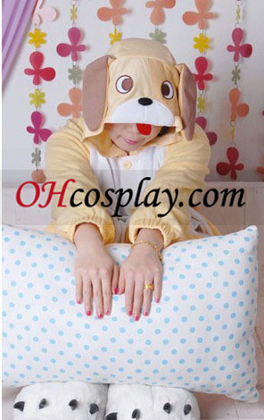 Søde hund Kigurumi kostume Pyjamas